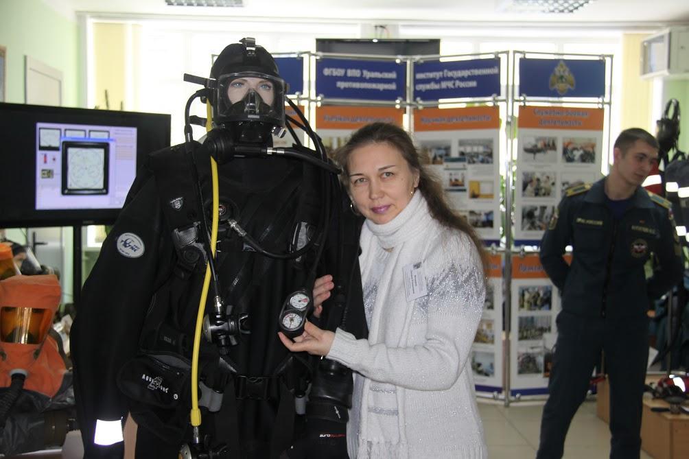 выставка пожарного оборудования