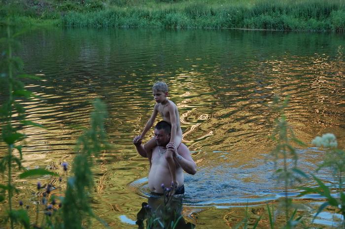 сухой лог рыбалка