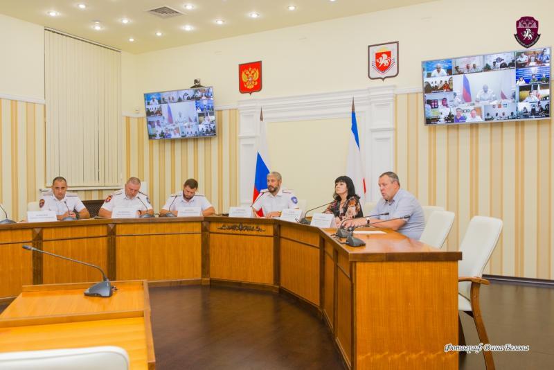 Черноморское казачье войско в Крыму