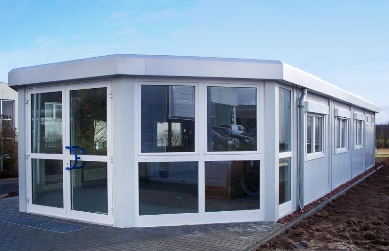 Быстровозводимые здания - отличная альтернатива объектам ...