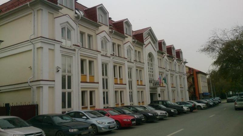 Здание по ул.Пролетарская,7 в Екатеринбурге