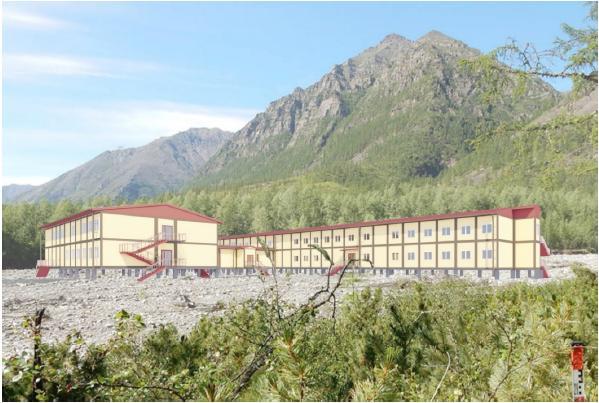 ООО УК МК-Эталон выдало заключение негосэкспертизы на проект поселка на месторождении Верхне-Менкече