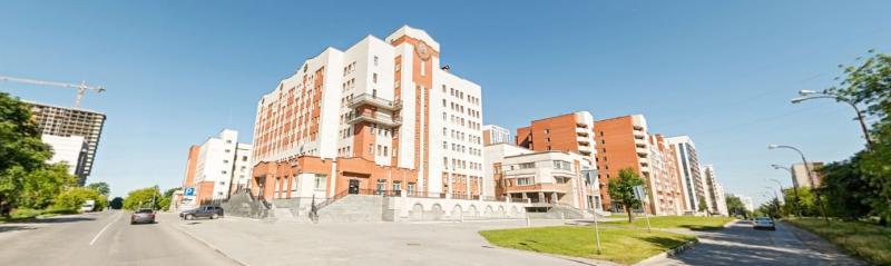 Центр строительных документов Партнерства Евразия разработал спецраздел ООС проекта реконструкции здания банка в Екатеринбурге