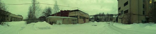 Производственная база в Екатеринбурге по ул.Амундсена,101
