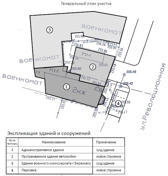 Нужна проектная компания на автомойку в Березовском