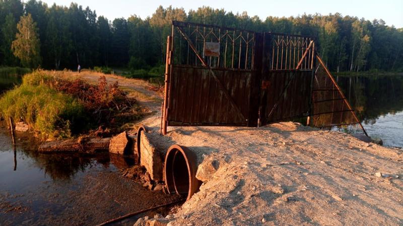 Проектировщики и строители плотин и дамб нужны для восстановления гидротехнического сооружения в Асбесте