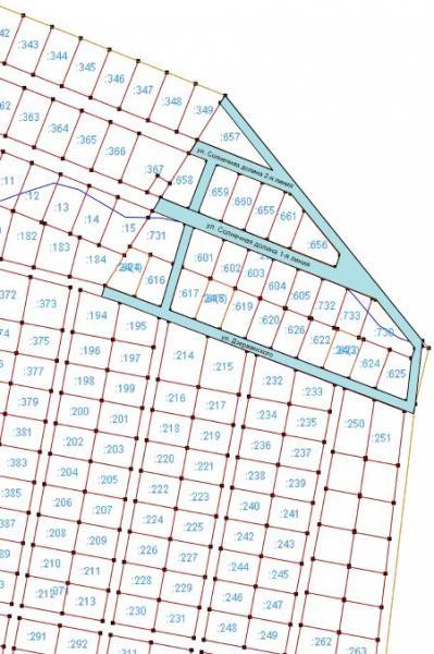 Требуются изыскатели для проекта планировки и межевания территории