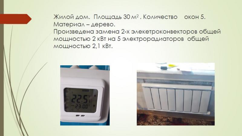 Энергосберегающие электрообогреватели ТЭРИ эффективны и долговечны. Новое решение в отоплении зданий