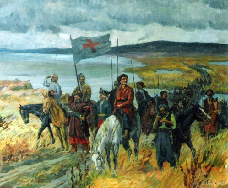 История казаков на Земе